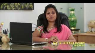 The Gaudium School - Ms. Kirthi Reddy, Founder