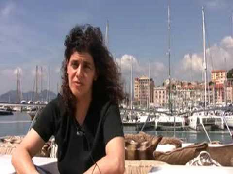 I Cant Think Straight &amp; The World Unseen at Cannes with Shamim Sarif &amp; Hanan Kattan