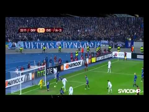 ДиНамо 5 2 Everton