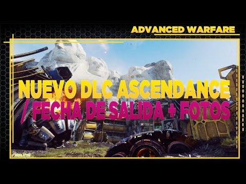COD ADVANCED WARFARE - NUEVO DLC ASCENDANCE: FECHAS DE SALIDA, IMAGENES E INFORMACION!