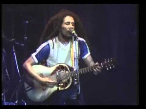 Bob Marley - Redemption Song Live In Dortmund Germany 80