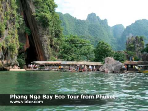 http://www.viator.com/tours/Phuket/Phang-Nga-Bay-Eco-Tour-from-Phuket-including-Lunch/d349-3685HKT18C Phang Nga Bay, otherwise known as the James Bond Island...