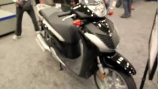 2012 Honda SH150i Scooter - New SH 150 i Moped