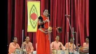 Sainik School Bijapur  GJ SPIC MACAY Dr  Smt  Teejan Bai Pandavani in progress II