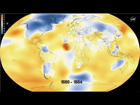 NASA's Analysis of 2016 Global Temperature