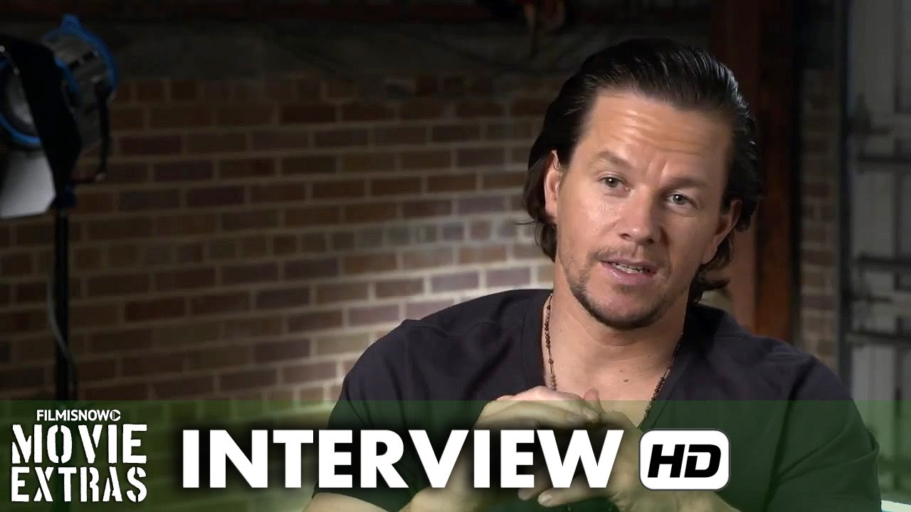 Daddy's Home (2015) Behind the Scenes Movie Interview - Mark Wahlberg is 'Dusty Mayron'