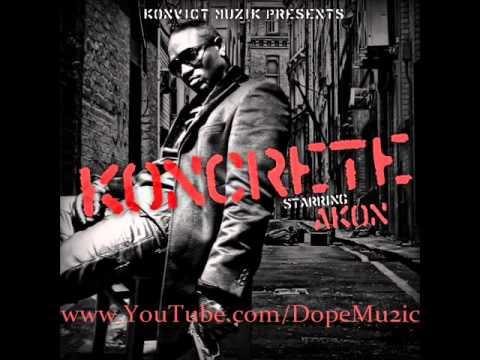 Akon - Keep Up (Konkrete Album) 2011