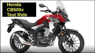 Honda CB500X - 1st Impressions