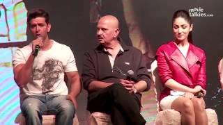 Mon Amour Song Launch | Kaabil | Hrithik Roshan, Yami Gautam, Rakesh Roshan, Rajesh Roshan