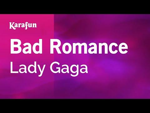 Karaoke Bad Romance - Lady Gaga *