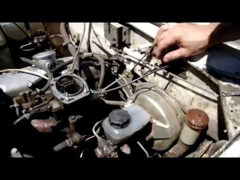 Ремонт москвича 412 видео