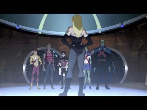 Young Justice-Schooled Clip 2