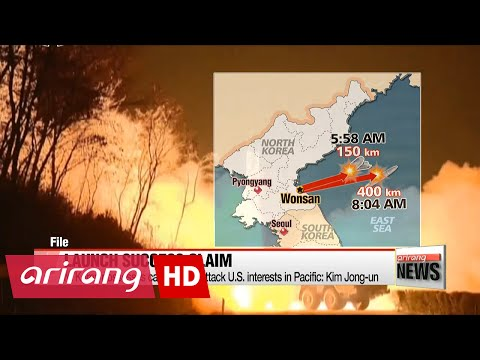 N. Korea hails success of medium-range ballistic missile launch
