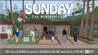 """Sunday,"" the Complete NFL Miniseries (Friday Parody)"