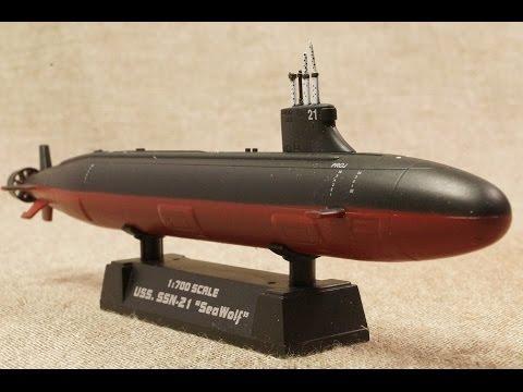 シーウルフ級原子力潜水艦の画像 p1_18