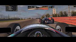 APRENDER A SER LUCHADOR 🎮 IRACING #33 Skip Barber Series @ Mid-Ohio Sports 🎮 Gameplay Español 21:9
