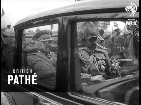 Tito's Visit To Ethiopia (1956)
