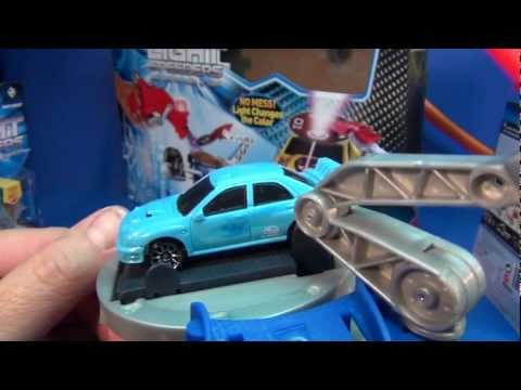 Hot Wheels Light Speeders Lightbrush Lab Product Review