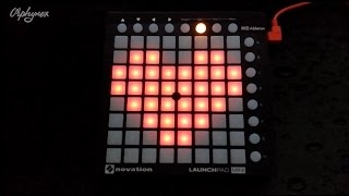 download lagu Alan Walker - Faded Launchpad Mini Mk2 Cover Hq gratis