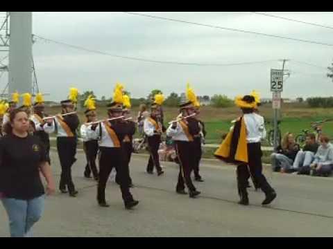 A Vito Martinez Middle School Viking Band Romeoville IL
