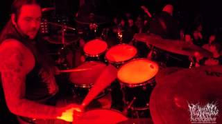 Season Of Suffering - Lay To Waste (Drum Cam)