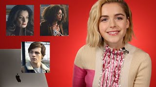 "Kiernan Shipka Finds Out Which ""Chilling Adventures Of Sabrina"" Character She Really Is"