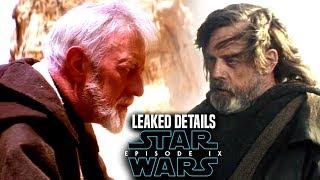 Kenobi's Secret Of Luke In Episode 9 Leaked! & More (Star Wars The Rise Of Skywalker)