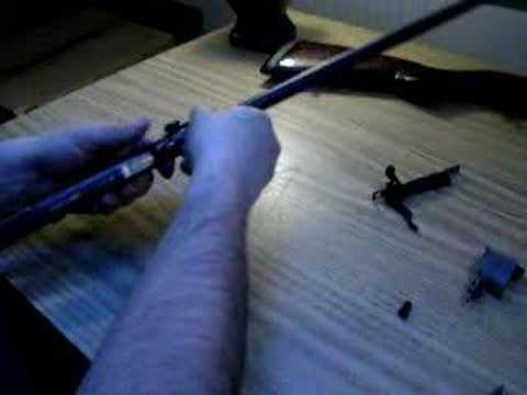 Savage Arms Model 64 .22 LR assembly