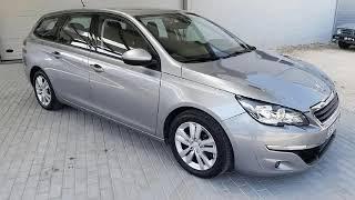 Peugeot 308 SW 1.6 Hdi para Venda em Stand Nunes . (Ref: 548412)