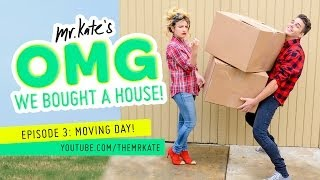 Moving Day!   OMG We Bought A House!