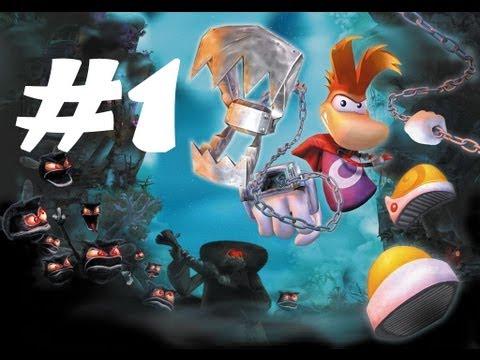 Прохождение Rayman 3: Hoodlum Havoc #1 Начало