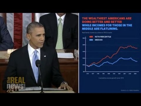 Obama's Address Fails to Look at Roots of Income Inequality