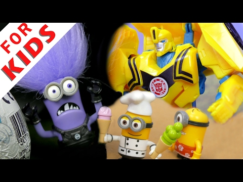 Funny toys animation Compilation