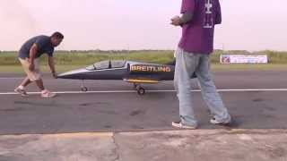 Rc Chiangrai Thailand,Visit Top Tames Scale Warbirds and Jet Meeting 2014 L-39 Skygate+ K180G