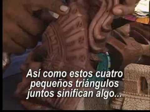 Horizontes Indígenas. Mayas. Manos Ancestrales, Artesanos Mayas. Ek Balam, Yucatán.