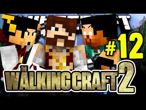 THE WALKING CRAFT 2 - #11 - FINALMENTE! ENCONTREI O REZENDE E O EDU!!