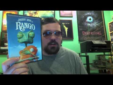 Rango (2011) Movie Review