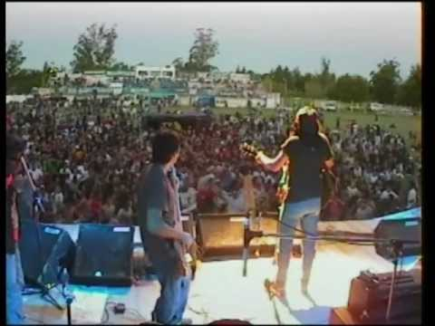 Etiqueta en Chascomus Rock 2006