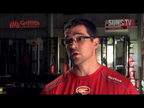 SUNS TV: Griffith Sports Science - GPS Tracking