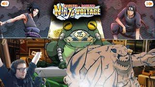 700 SHINOBITES FOR THE NEW SASUKE AND 45 SUMMON TICKETS! NEW SAM? - Naruto x Boruto Voltage -Android