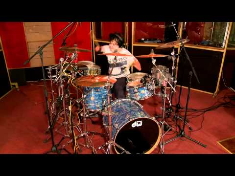 Red Hot Chili Peppers - Can't Stop Drum Cover video