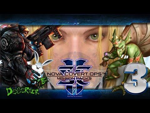 Пасхалки StarCraft 2: Nova Covert Ops - Часть 3 | Easter Eggs №3 - NCO