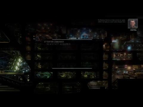 XCOM 2 WoC New Game