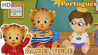 Daniel Tigre em Português - Daniel Fica Zangado S01E04 (HD - Episódios Completos)