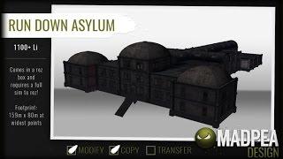 MadPea - Run Down Asylum