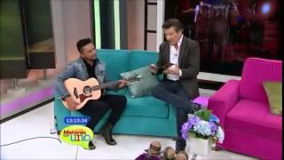 Alex Campos llega con 'Derroche de amor' para su público