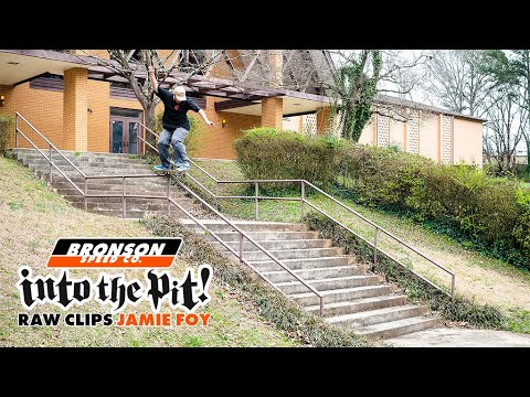 Jamie Foy In A Pinch | Into The Pit RAW
