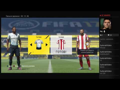 Прямой показ PS4 от Vladislav_DK