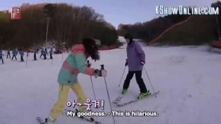 Winner Seungyoon keeps nagging but Minah keeps laughing