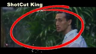 Wao Stupid Mistakes in Baagi movie.... wao   Hindi Movies   Baaghi A Rebel For Love